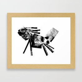 Patas Framed Art Print