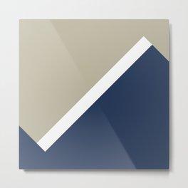 Pattern // 01 Metal Print