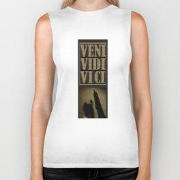 VENI VIDI VICI   (I) Biker Tank