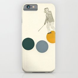 Tap Dancing iPhone Case