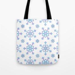 Let it Snow Mix 5 Tote Bag