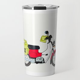 Postie Bike Travel Mug
