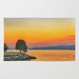 River Sunset Rug