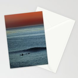 The Last Wave Stationery Cards