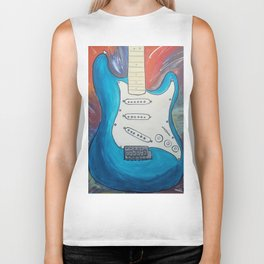 No Strings Attached Biker Tank
