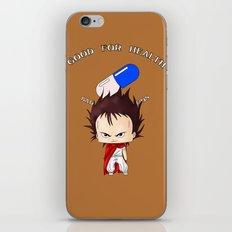Tetsuo Shima iPhone & iPod Skin