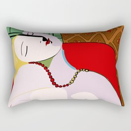 Picasso - The Dream Rectangular Pillow