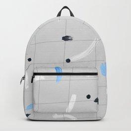 Feeling blue Backpack