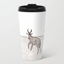 Oryx Antelopes - Namibia Travel Mug