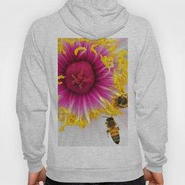 Bee Flower Hoody