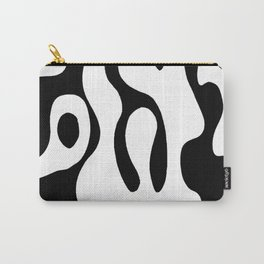 Abstraction in the style of Matisse 22- black and white Carry-All Pouch