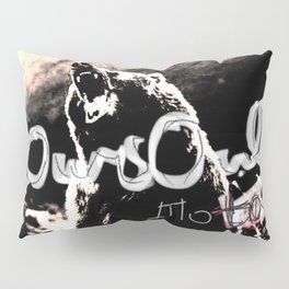 Oursoul motors grizzly Pillow Sham