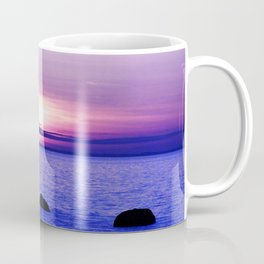 Dusk on the Saint-Lawrence Coffee Mug