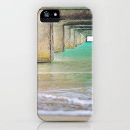 Hanalei Bay Pier Fine Art photography iPhone Case