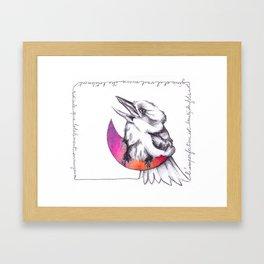 Marylin M. Framed Art Print