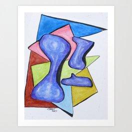 Art Doodle No. 11 Art Print