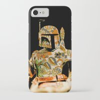 boba iPhone & iPod Cases featuring Boba by Robotic Ewe