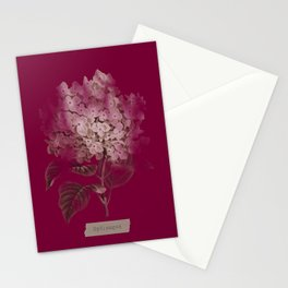 HYDRANGEA 2 Stationery Cards