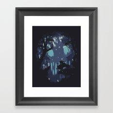 kodama Spirit Framed Art Print