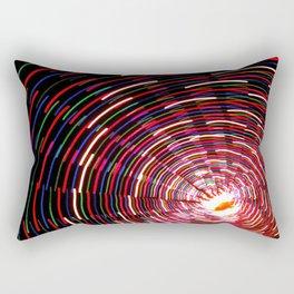 Christmas Lights, part 2 Rectangular Pillow