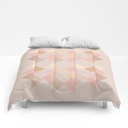 Marshmallow dance Comforters