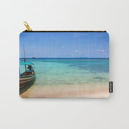 Long tail boat Thailand Carry-All Pouch