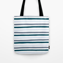 Thick Lines Tote Bag