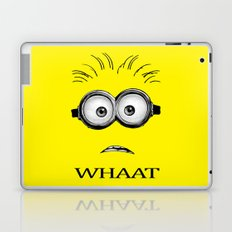 Despicable Minion -Whaat Laptop & iPad Skin