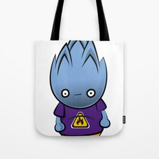 Flammable Tote Bag