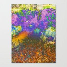 nowhere Canvas Print