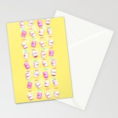 Marshmallow Club Stationery Cards