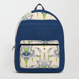 The combined pattern . Backpack