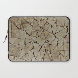 broken glass texture Laptop Sleeve