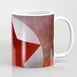 Star Composition V Coffee Mug