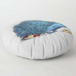 Sonic (color option) Floor Pillow