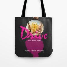 Drive Video Game Tote Bag