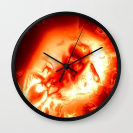 Fire Ant Wall Clock