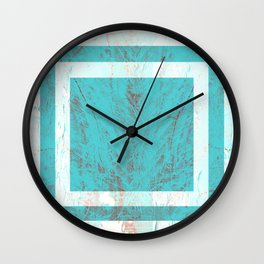 Squares in the Tide Wall Clock