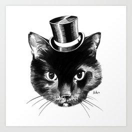 Cat Fancy Art Print