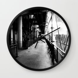 In the Centre Pompidou Wall Clock