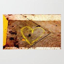 Street Heart Rug