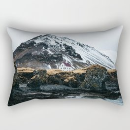 Arnarstapi Rectangular Pillow