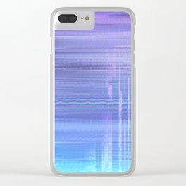 Glytch 07 Clear iPhone Case