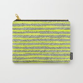 Arrow - Yellow Carry-All Pouch