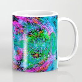 Hazy Visions V Coffee Mug