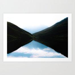 Sky Symmetry – Landscape Photography Art Print