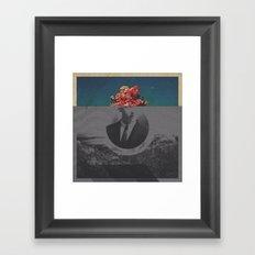 untitled: mineral boy Framed Art Print