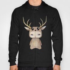 A Boy - Red Deer Hoody