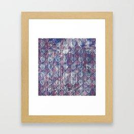 snake pit Framed Art Print