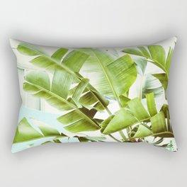 Banana Palms Rectangular Pillow